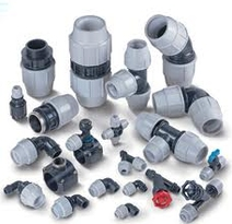 Plasson 50mm Mechanical Fittings